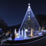 榛名湖イルミネーションフェスタ 2011
