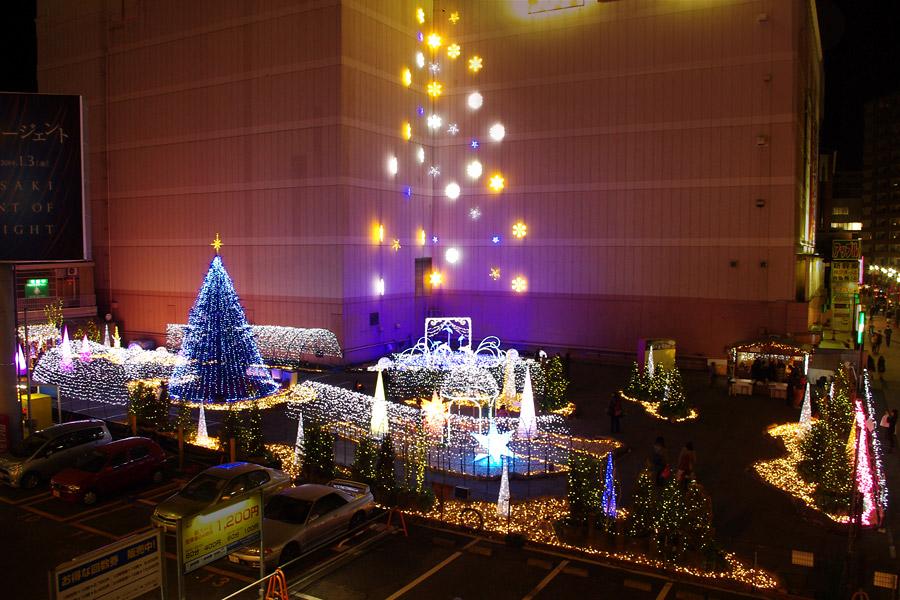たかさき光のページェント 2013